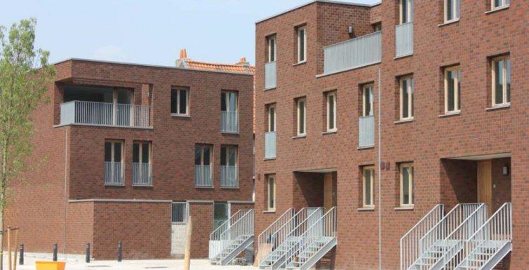 Sociale woningen (40) | Gent